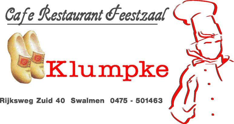 Café-Restaurant- 't Klumpke